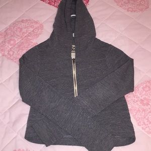 Threads 4 Thought Grey Hoodie XS Organic Cotton